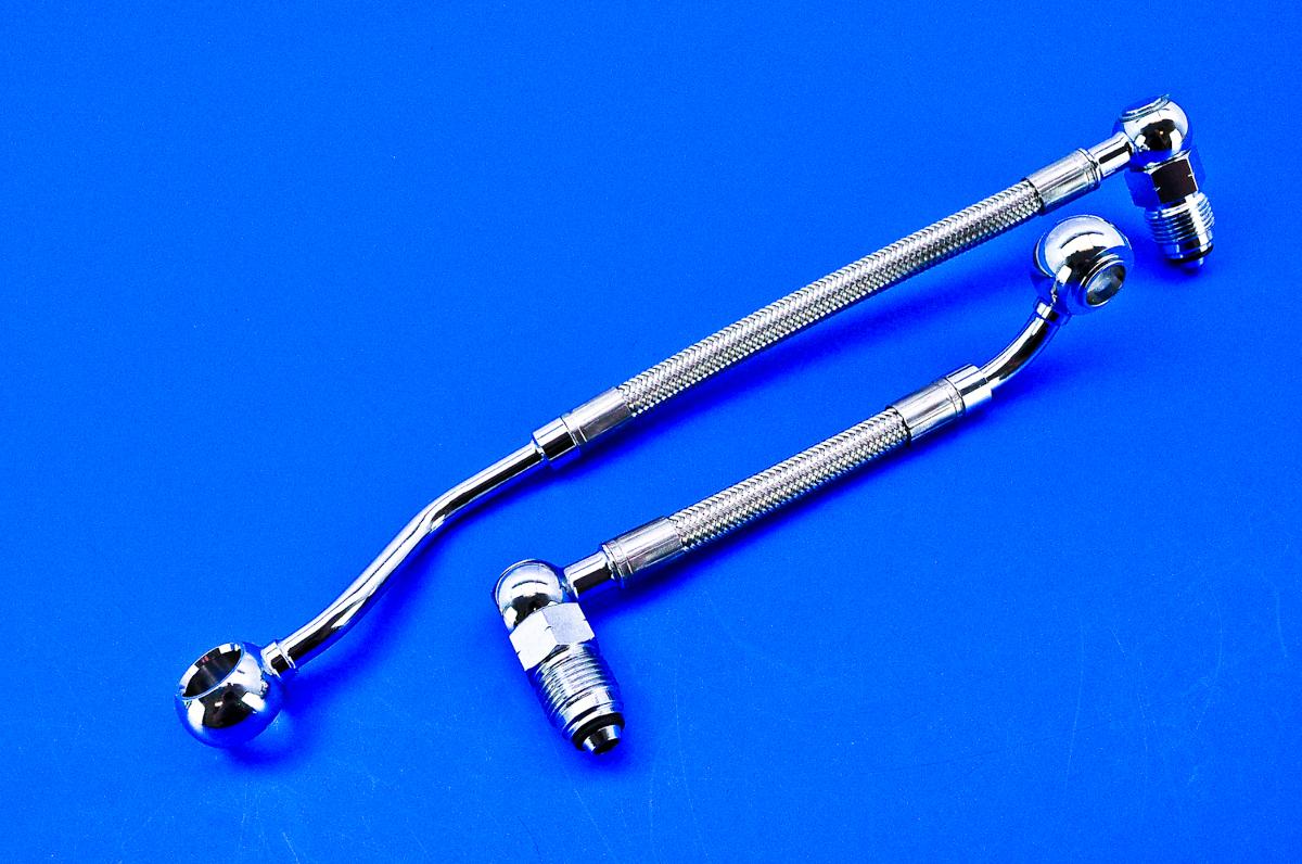 Replacement Fuel Lines : Goodridge fuel injection lines hdfl ebay