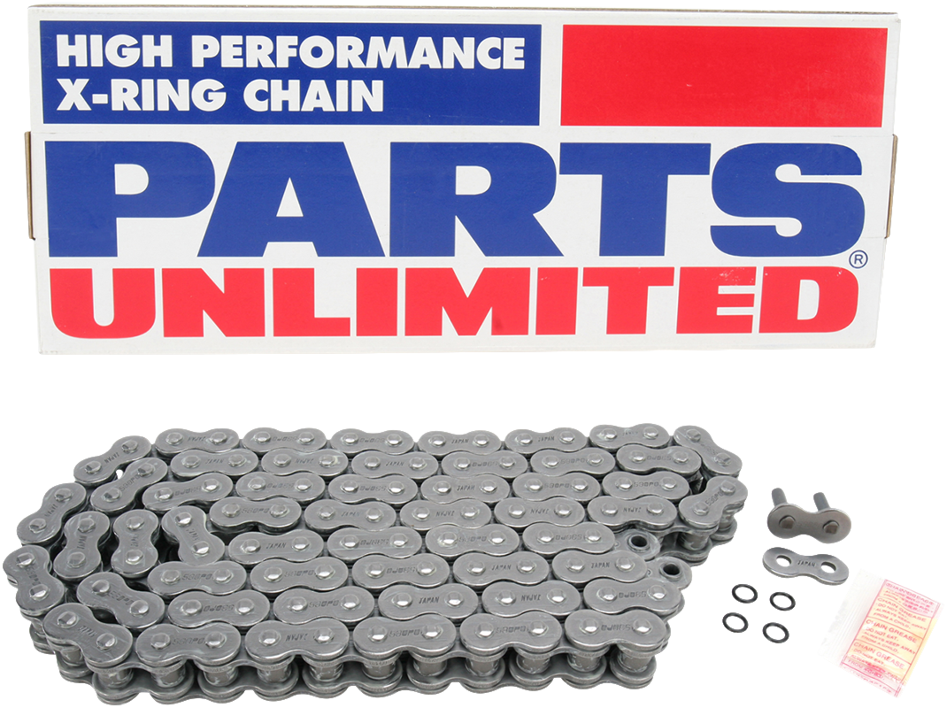 parts unlimited 520 x ring chain 100 feet ebay. Black Bedroom Furniture Sets. Home Design Ideas