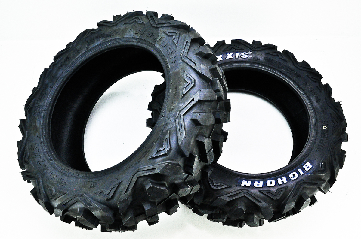 Details about Maxxis M917 Bighorn Front Tires 26x9R-12 (6 Ply) (2 ...