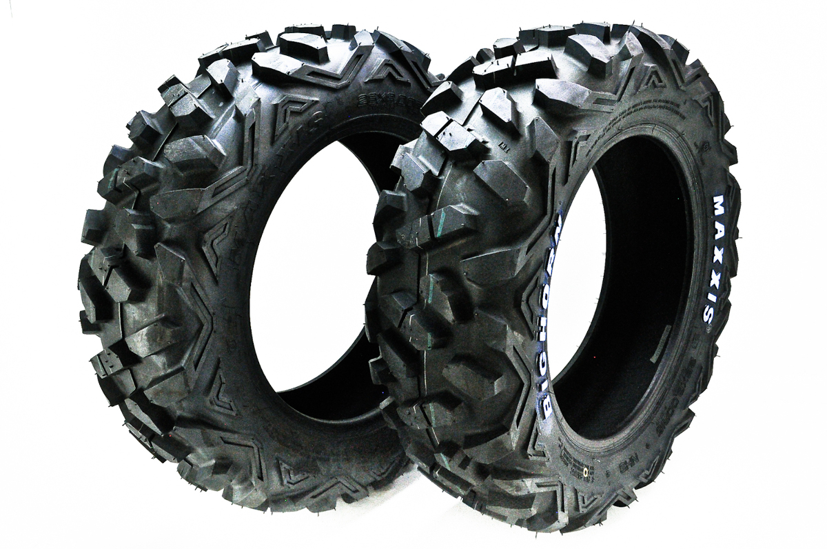 Maxxis M917 Bighorn Front Tires 29x9R-14 (6 Ply) (2 Tires) TM00746100 ...