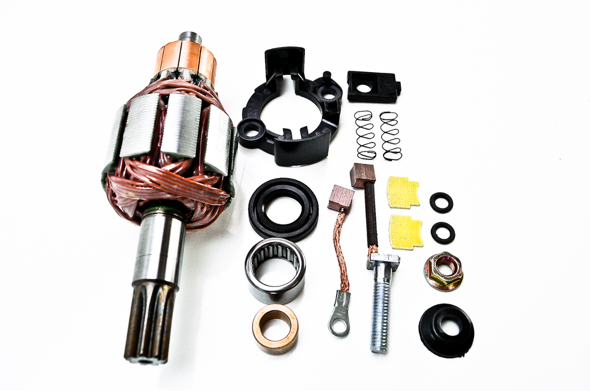 08 12 Ktm 300 Xc Xc W Rick 39 S Motorsport Starter Rebuild Kit 70 604 Ebay
