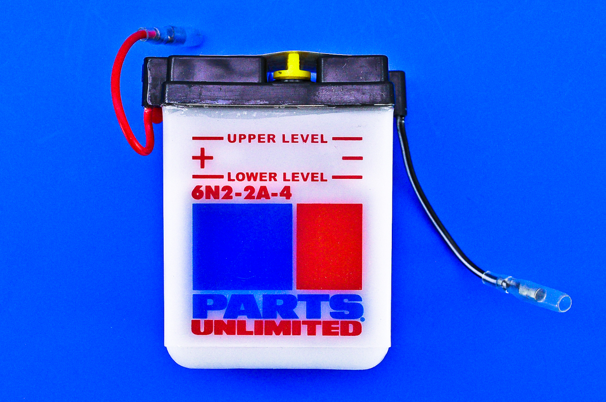Parts Unlimited 6