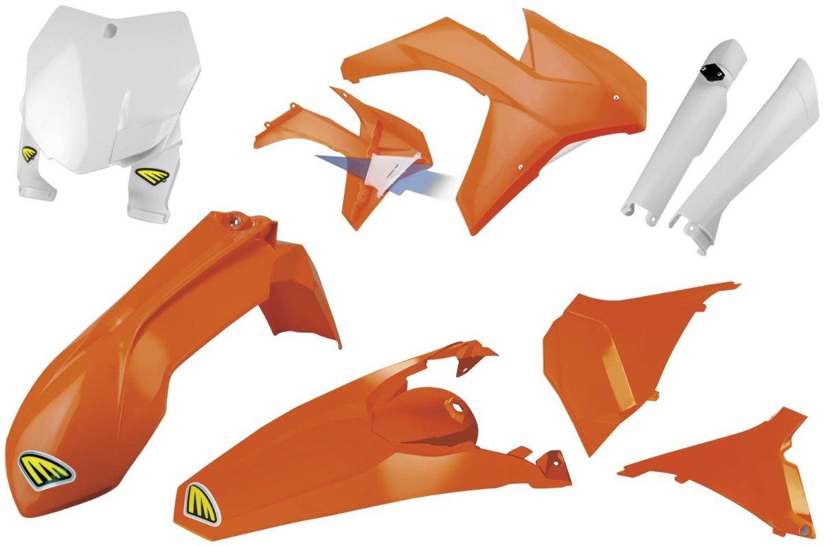 Cycra Logo - Tr Cycra Complete Body Kit Stock