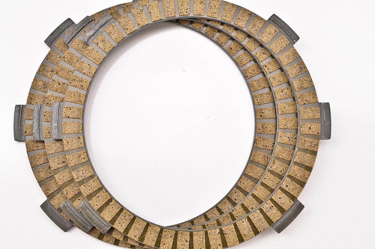 Friction Disc Material : Kg clutch kevlar friction plate kit hpk