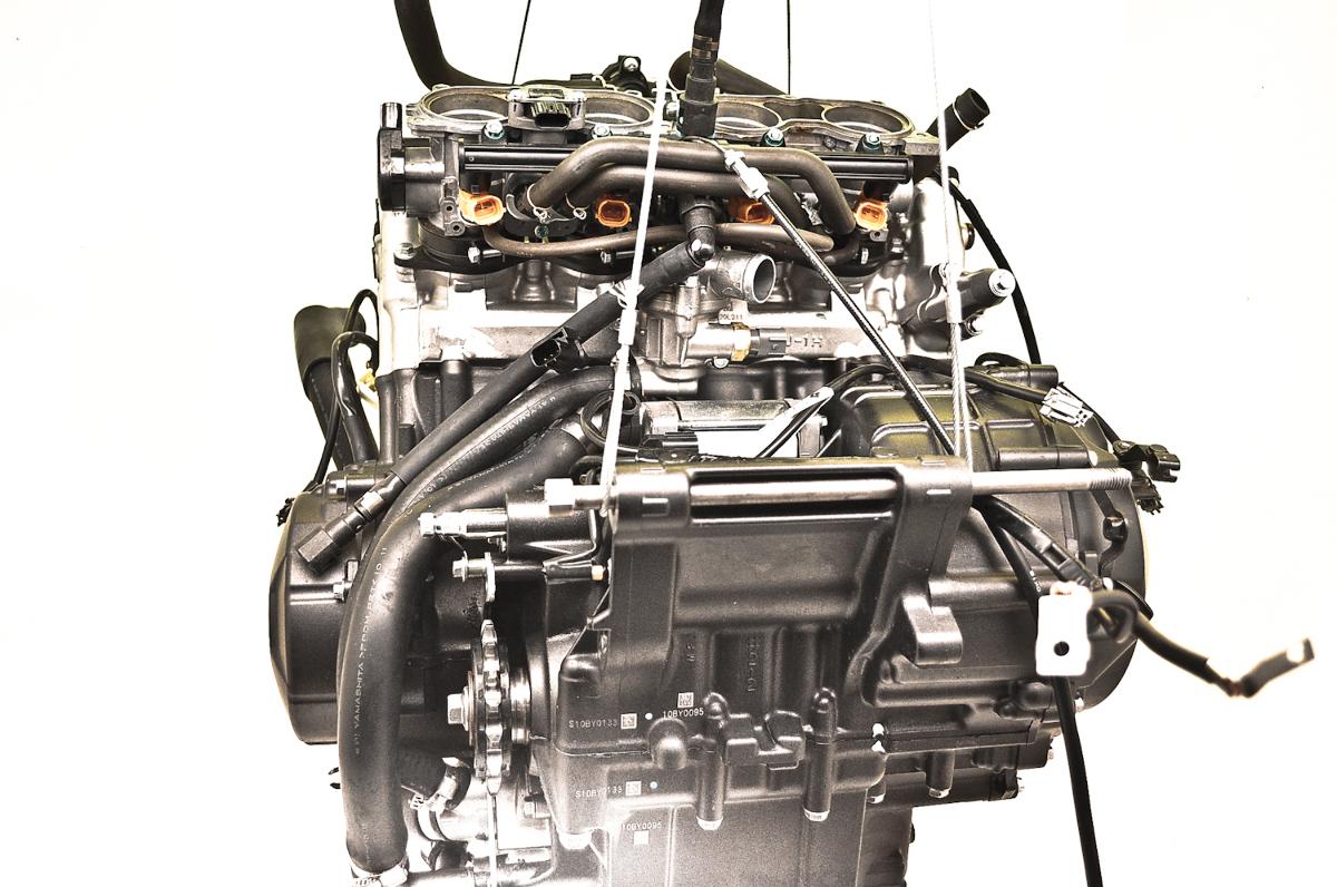 2011 Cbr600rr Complete Engine Motor Used Oem