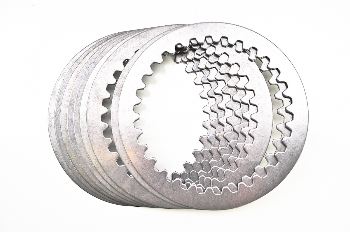 Steel Clutch Plate : Gsx r hayabusa barnett friction and steel clutch