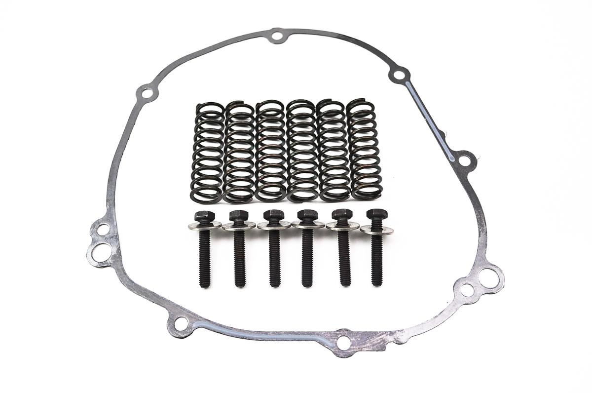 Barnett Complete Clutch Kit With Oem Gasket Carbon Fiber 11310157 A