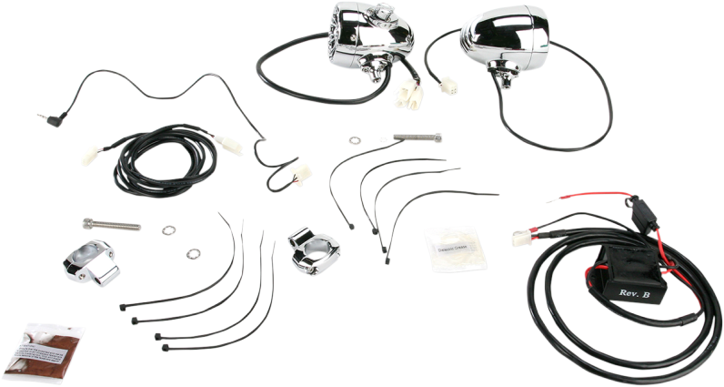 kuryakyn sound of chrome speaker kit  1in  handlebars