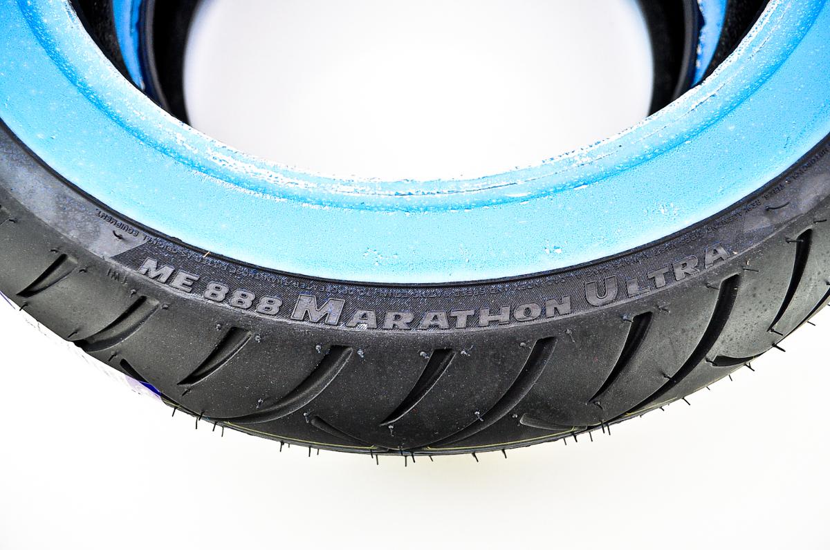 metzeler me888 marathon ultra front rear tire set mt90b. Black Bedroom Furniture Sets. Home Design Ideas