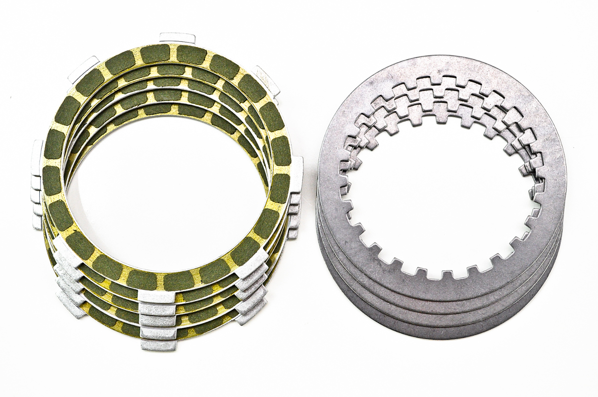 Steel Clutch Plate : Honda cb barnett friction and steel clutch plates