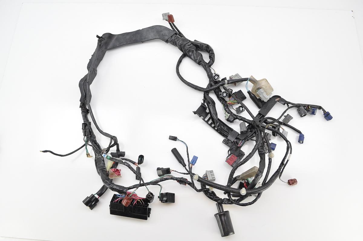 honda motorcycle main wiring harness