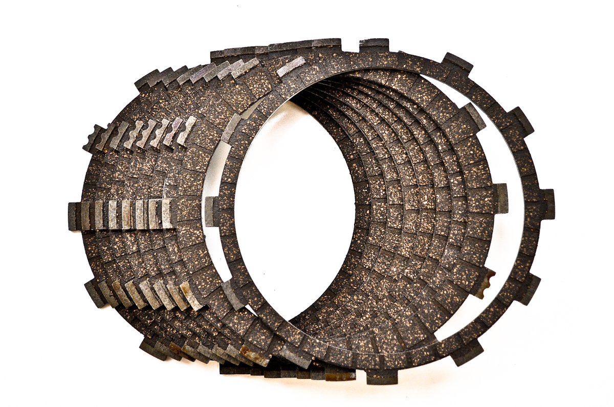 Friction Disc Material : Yamaha yzf r kg clutch pro series friction