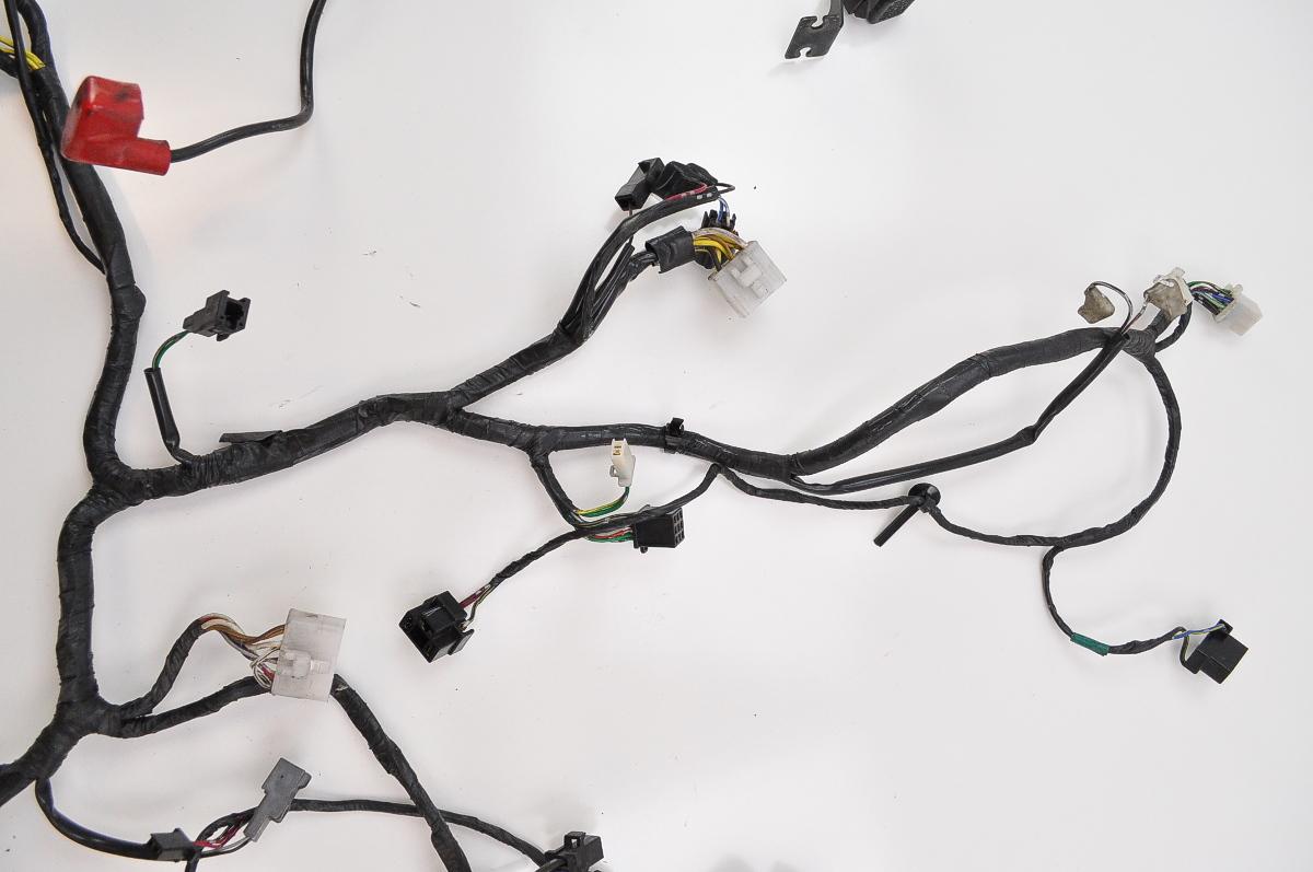 08 kawasaki 650r wiring harness kawasaki zx636r wiring harness 08-13 kawasaki ninja 250 wire harness used oem 26031-1123 ...