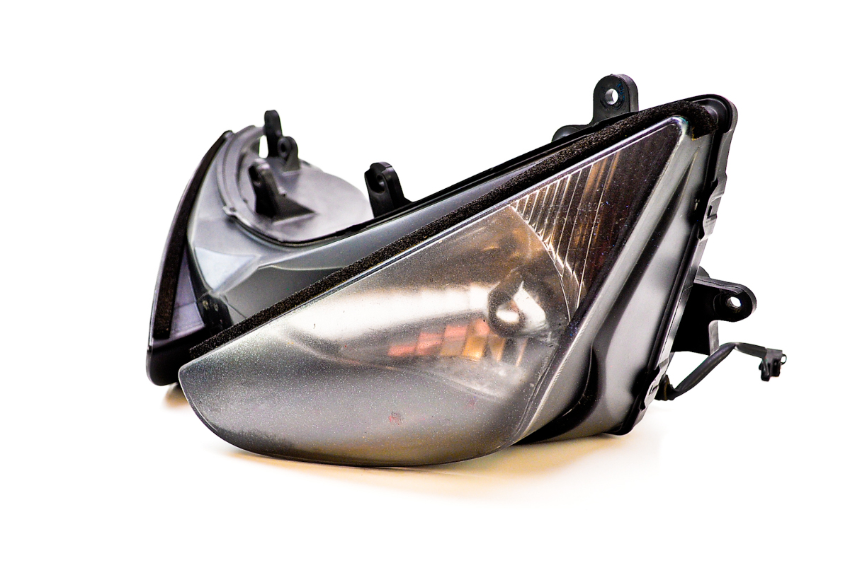 05 06 Kawasaki Ninja ZX636 Headlight Used OEM 23004-0043 ...