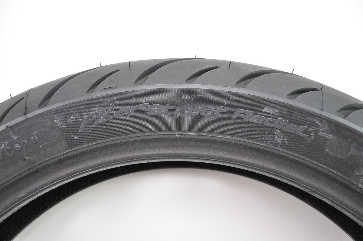 michelin pilot street front rear tire set. Black Bedroom Furniture Sets. Home Design Ideas