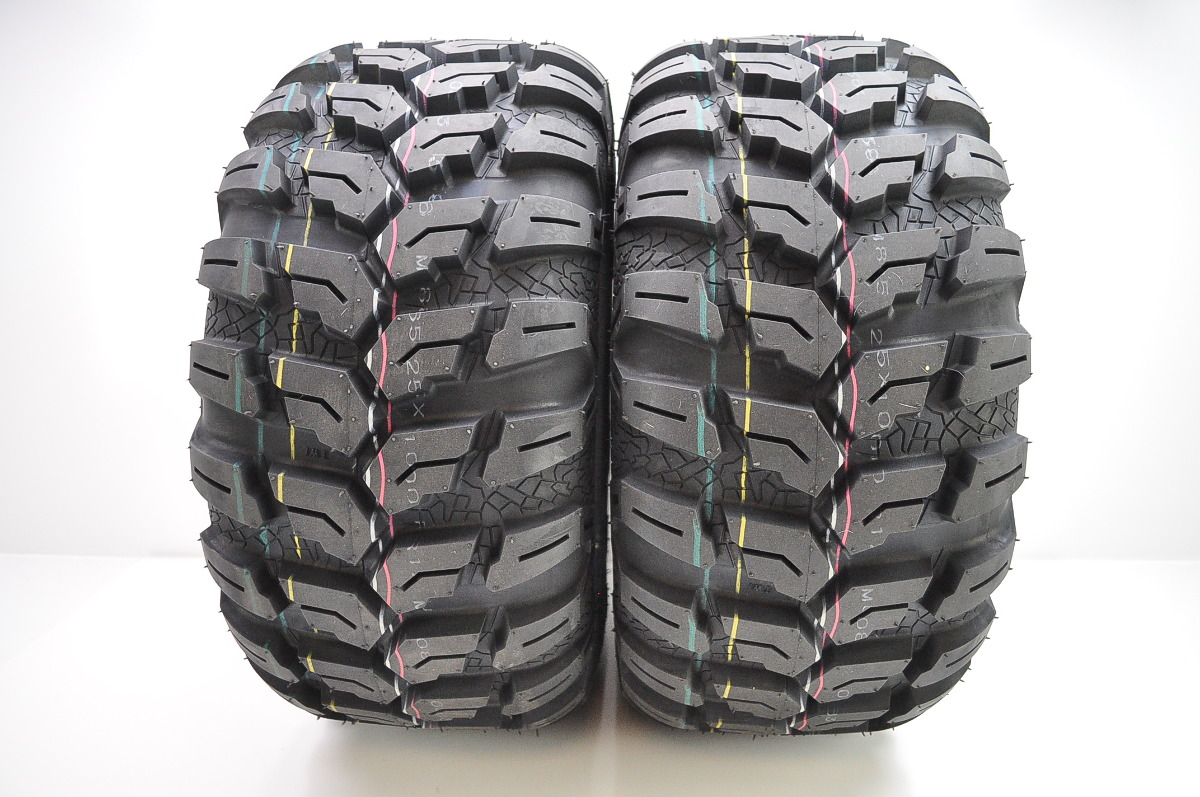 Maxxis Ceros Rear Tires 26x11r 12 6 Ply 2 Tires Tm00243100