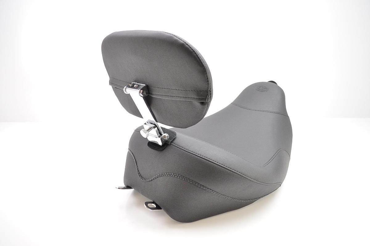 Mustang wide vintage seat
