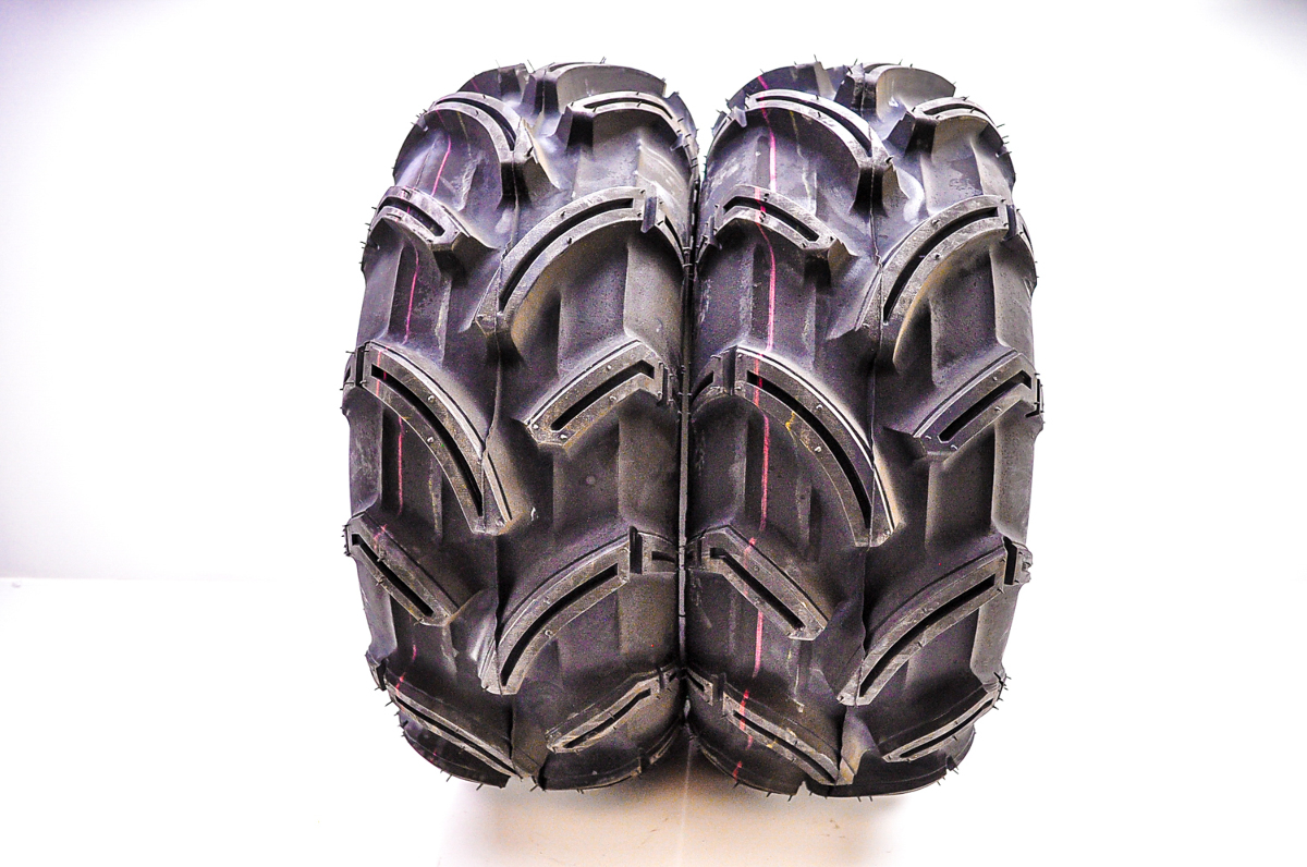 Maxxis M961 Mud Bug Front Tires 27x10-12 (6 Ply) (2 Tires) TM16680000 ...