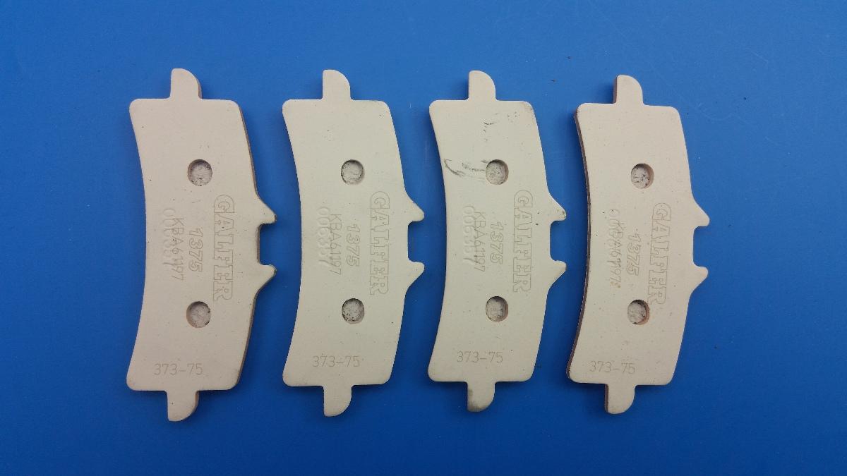 Galfer Hh Sintered Ceramic Front Brake Pads 2 Sets