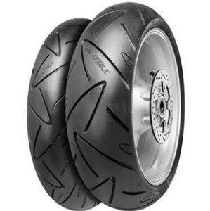 Continental Conti Road Attack 2 Rear Tire