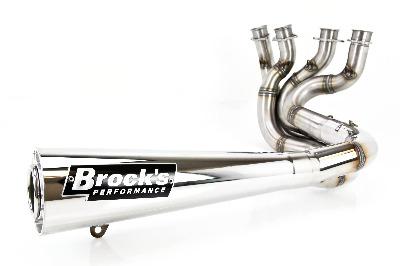 Brock's Sidewinder 4-2-1 Full Exhaust System