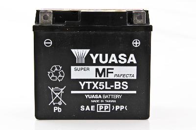 Yuasa AGM Maintenance-Free Battery YTX5L-BS
