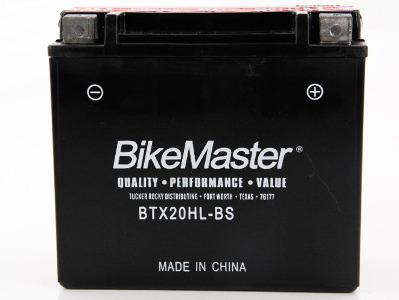 BikeMaster High-Performance Maintenance-Free Battery