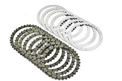Barnett Friction and Steel Clutch Plates Kit - Kevlar