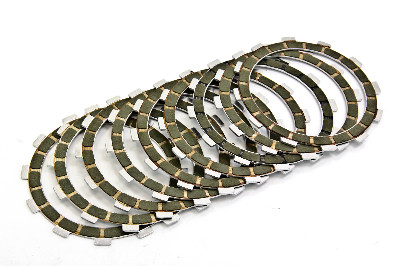 Barnett Kevlar Friction Clutch Plate Kit 9 Plates