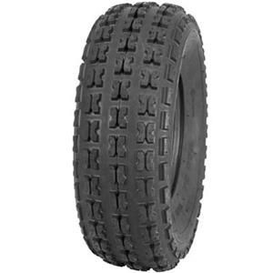 QuadBoss QBT732 Bias Sport Tires 19x7-8 (4 Ply) (2 Tires)