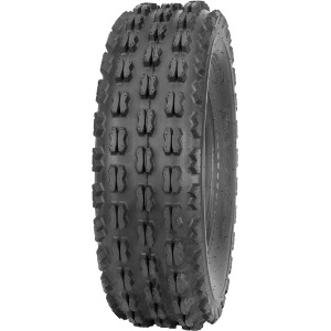 QuadBoss QBT738 Bias Sport Tires 22x7-10 (4 Ply) (2 Tires)
