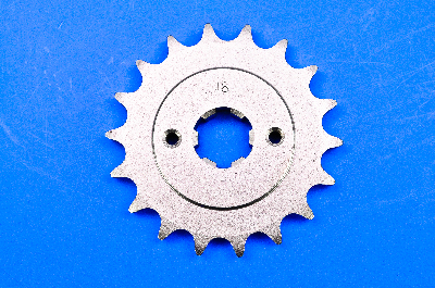 Parts Unlimited 530 Front Sprocket 18t
