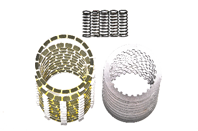 Kevlar Friction Clutch Plate Kit with Springs
