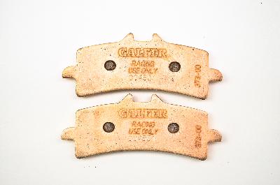 Galfer Carbon Ceramic Front Brake Pads