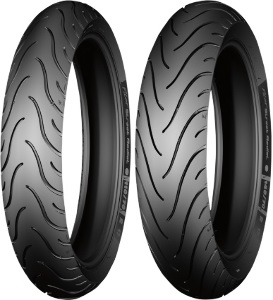 Michelin Pilot Street Front & Rear Tire Set