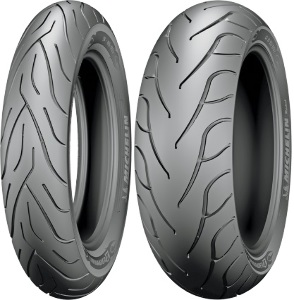 Michelin Commander II Cruiser Front and Rear Tires