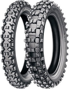 Michelin S12 XC Front & Rear Tire Set