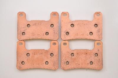 Vesrah Sintered Front Brake Pads (2 Sets)
