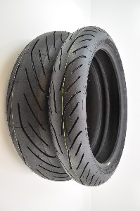 Michelin Pilot Power 3 Front & Rear Tire Set