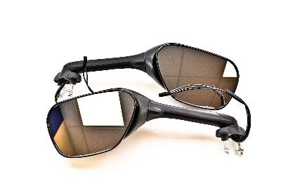 BikeMaster Left & Right OEM Replacement Mirrors