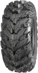 QuadBoss QBT672 Radial Mud Tires 30x10R-14 (8 Ply) (2 Tires)
