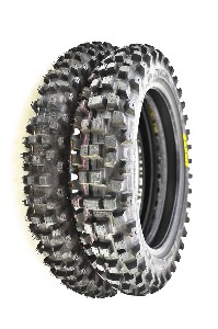 Maxxis M7304/M7305 Maxxcross IT Front & Rear Tire Set with MSR Ultra Heavy-Duty Tubes