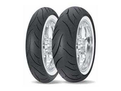 Avon AV71/AV72 Cobra Front & Rear Tire Set WWW