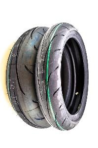 Dunlop Q3+ SportMax Front & Rear Tire Set 120/70R-17 & 190/50R-17