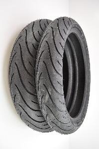Michelin Pilot Street Front & Rear Tire Set