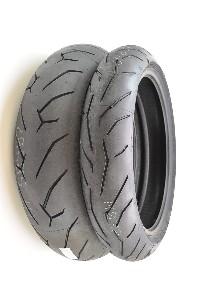 Pirelli Diablo Rosso II Front & Rear Tire Set