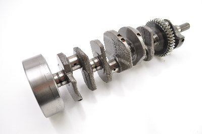 Crankshaft with Flywheel