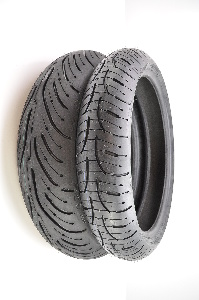 Michelin Pilot Road 4 Front & Rear Tire Set