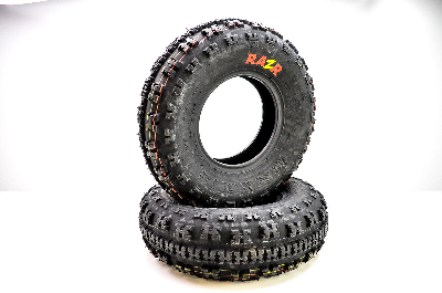 Maxxis M931 Razr Front 4-Ply Tires (2 Tires)