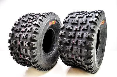 Maxxis M932 Razr Rear 4-Ply Tires (2 Tires)